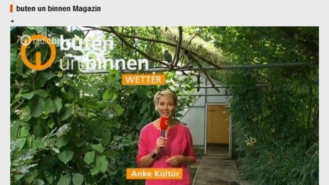 23.08.2015 Radio Bremen TV - buten un binnen